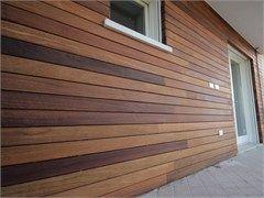 Holzpaneel für Fassaden DECK WALL - Art e Parquet ...