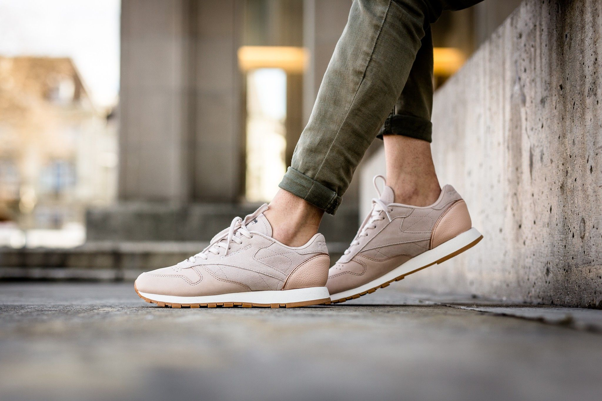Reebok REEBOK Classic Leather - GOLDEN NEUTRAL BD3744 1a4d1e88e