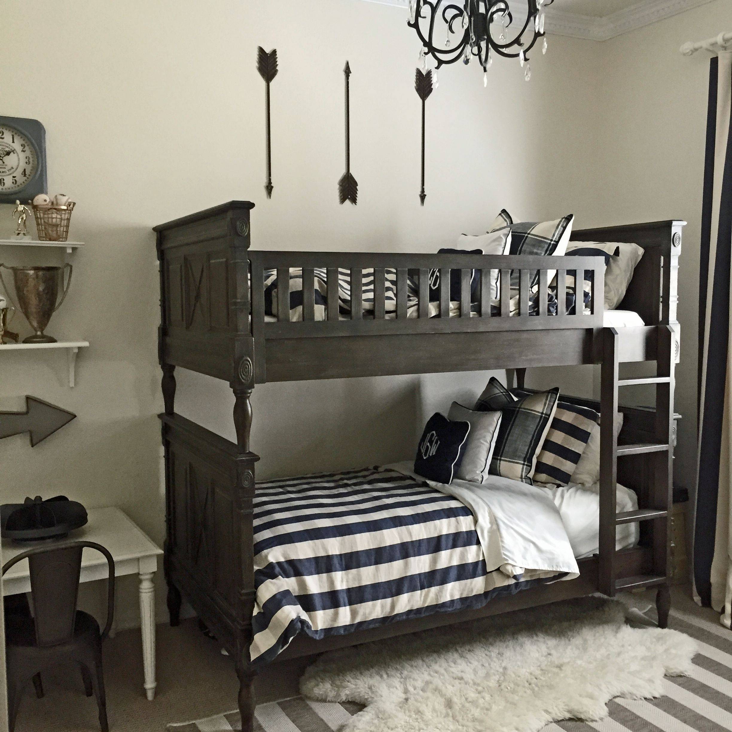 Restoration hardware bedroom - Home Tour