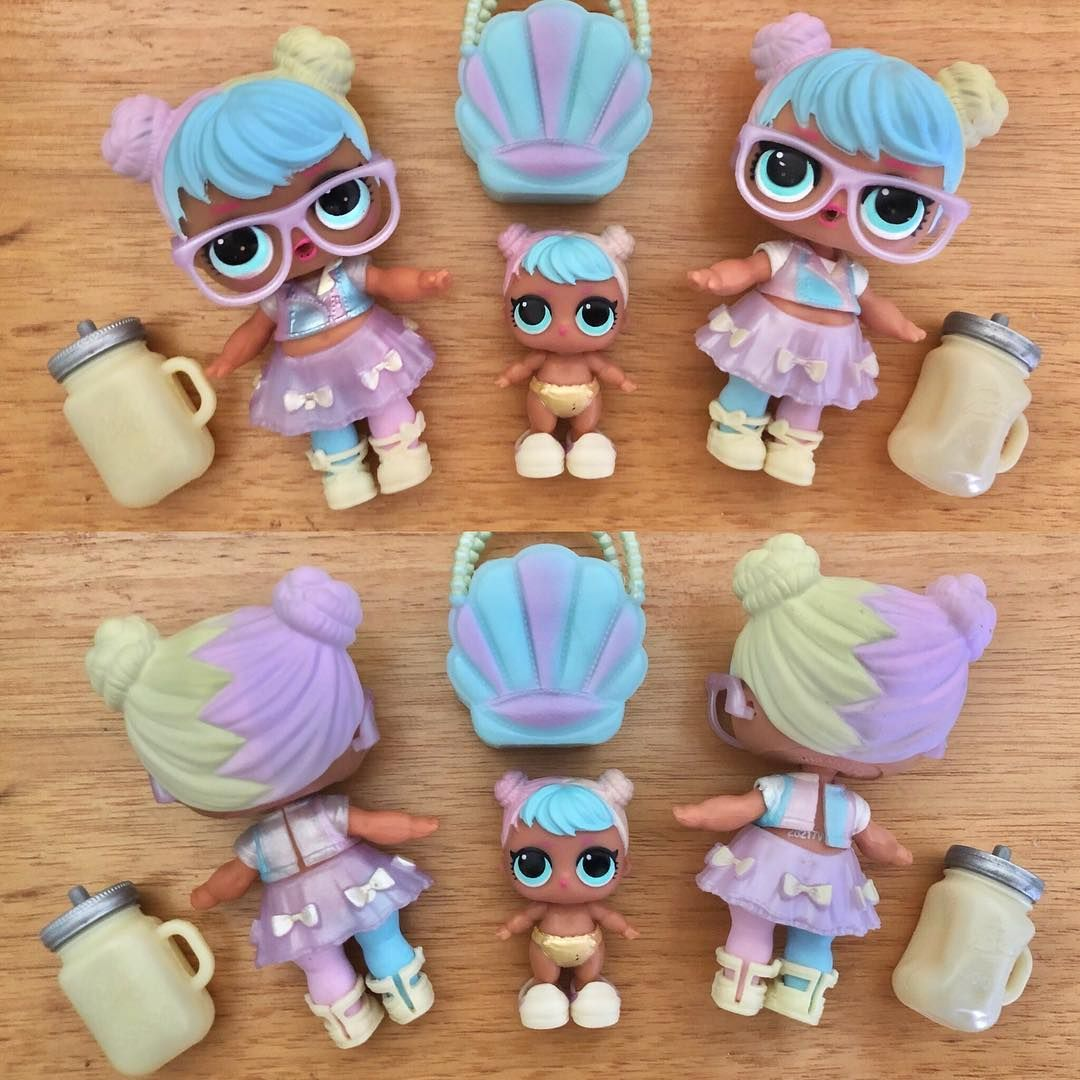 Color Changed Baby Kids Doll FLOWER CHILD Series 3 Baby Toys Gifts genuine