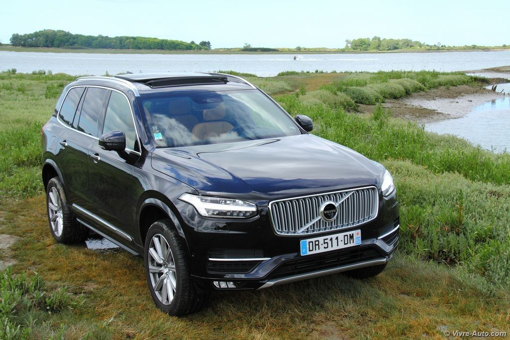 essai volvo xc90 d5 awd inscription luxe savoir faire. Black Bedroom Furniture Sets. Home Design Ideas