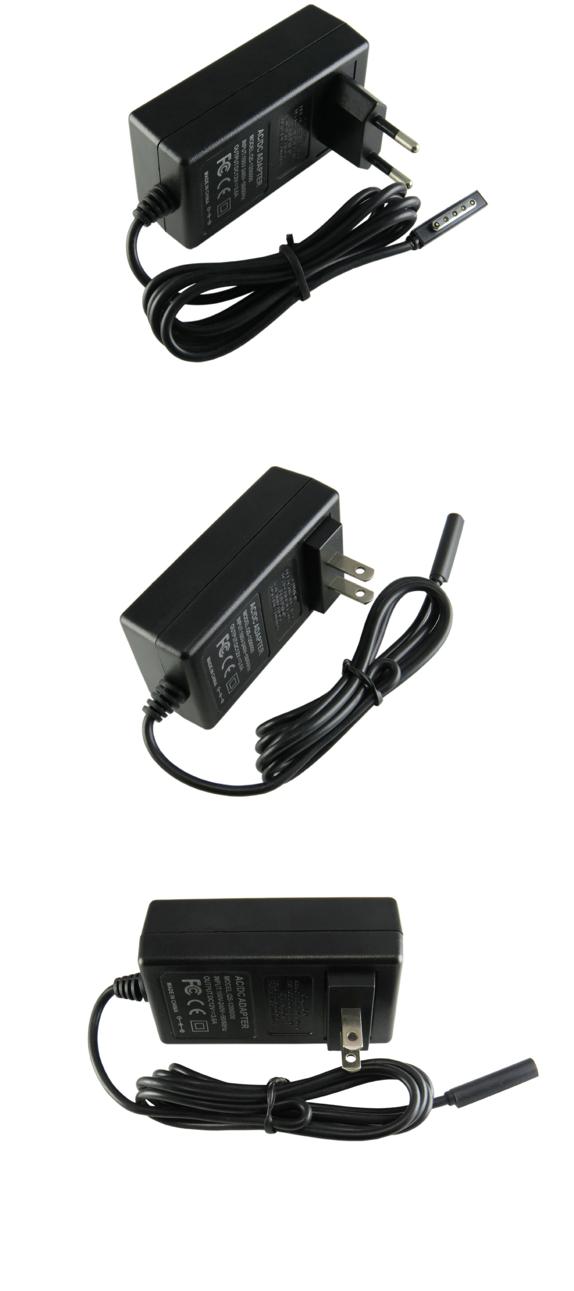 12v 36a Power Adapter Charger For Microsoft Surface Pro 2 Rt Laptop Compaq 510 Tablet Factory Direct