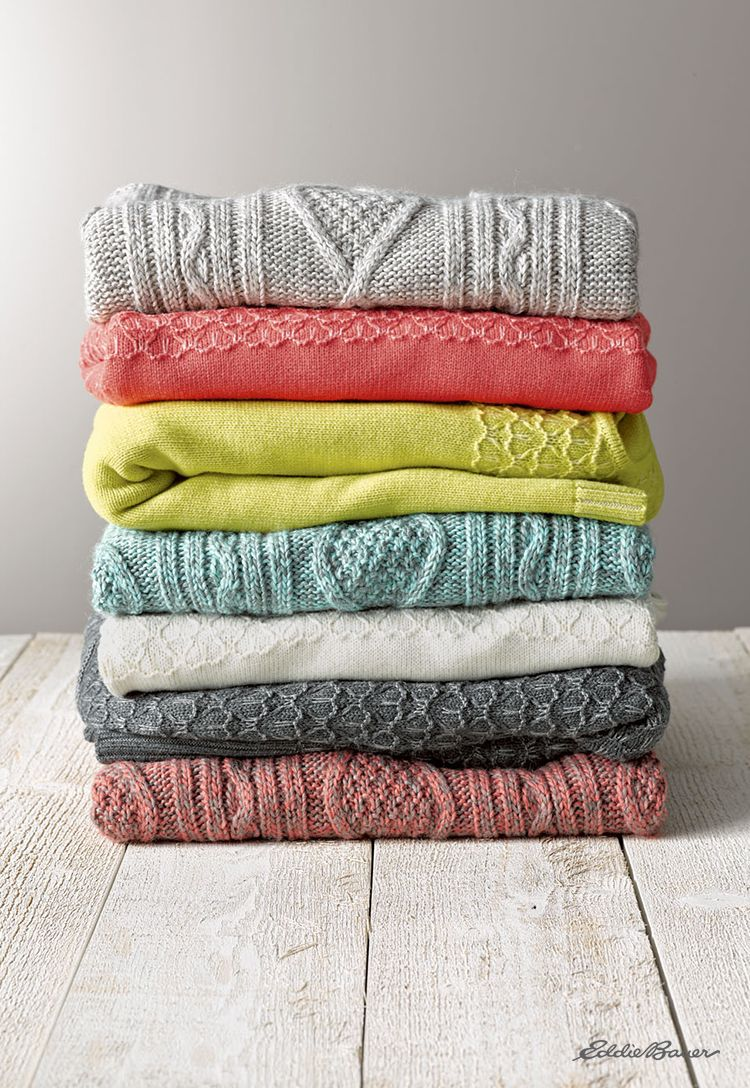 It S Sweater Weather Stack Em Up Style Fashion Sweaters