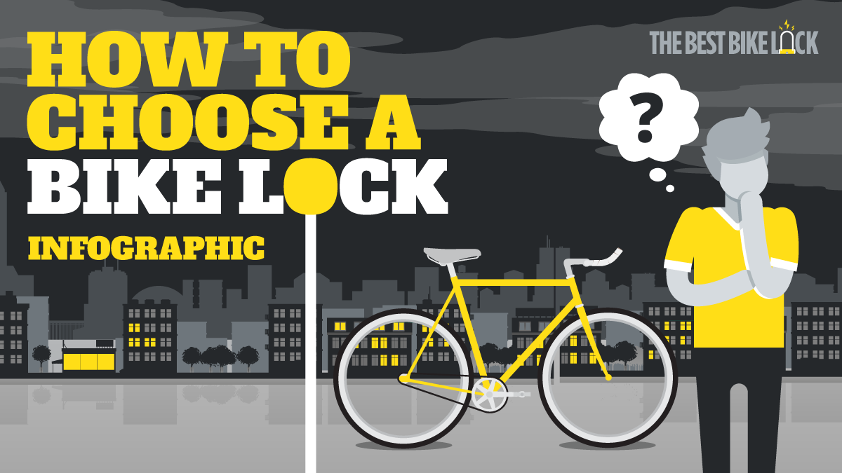 Find A Bike Lock That Works Bike Lock Cool Bikes Hybrid Bike