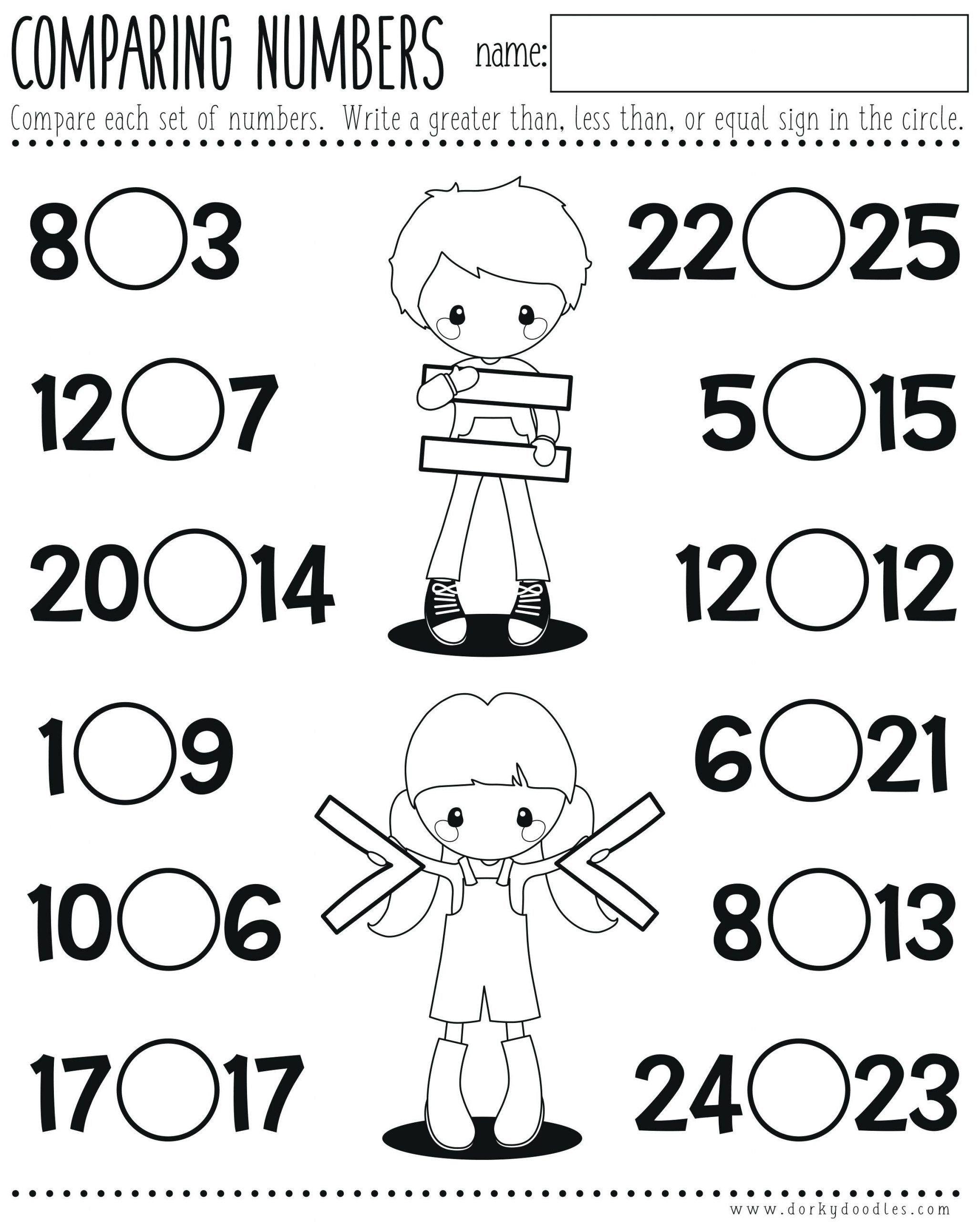 Simple Addition Worksheets For Kindergarten Coloring