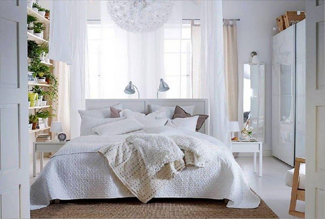 Perfect And Elegant White Small Bedroom Ideas 10 Top Pictures Ikea Bedroom Design Discount Bedroom Furniture Bedroom Design