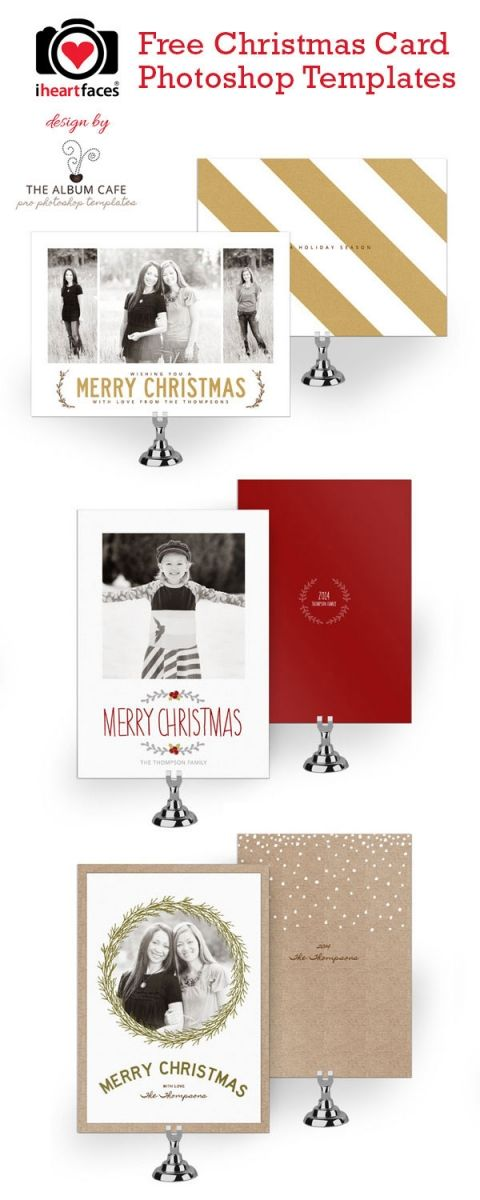 Photography Tutorials and Photo Tips Free christmas card, Album - photo album templates free