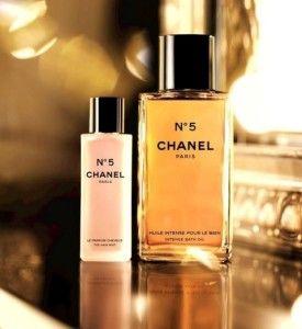 Cuánto Cuesta Una Higiene De Lujo Con Chanel Nº5 Chanel Perfume Belleza