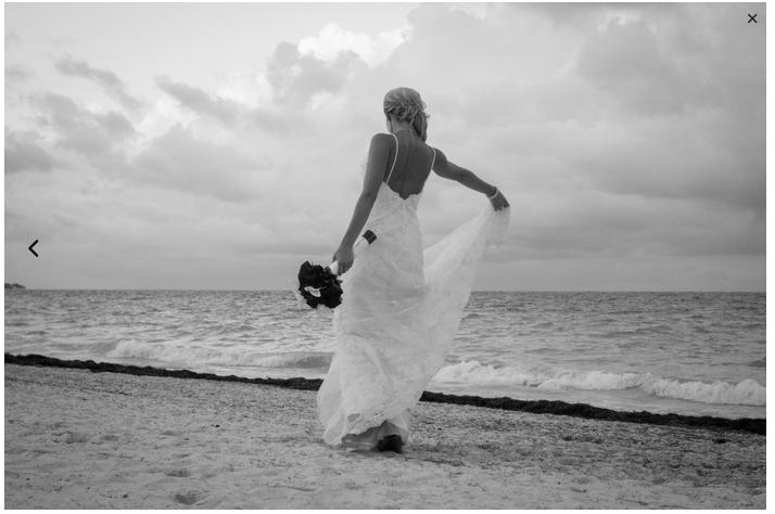 Brilliant Wedding Photography in Riviera Maya. Maria Bonita Studio.