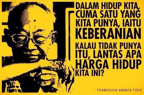 gema demokrasi on literature quotes soekarno quotes literary