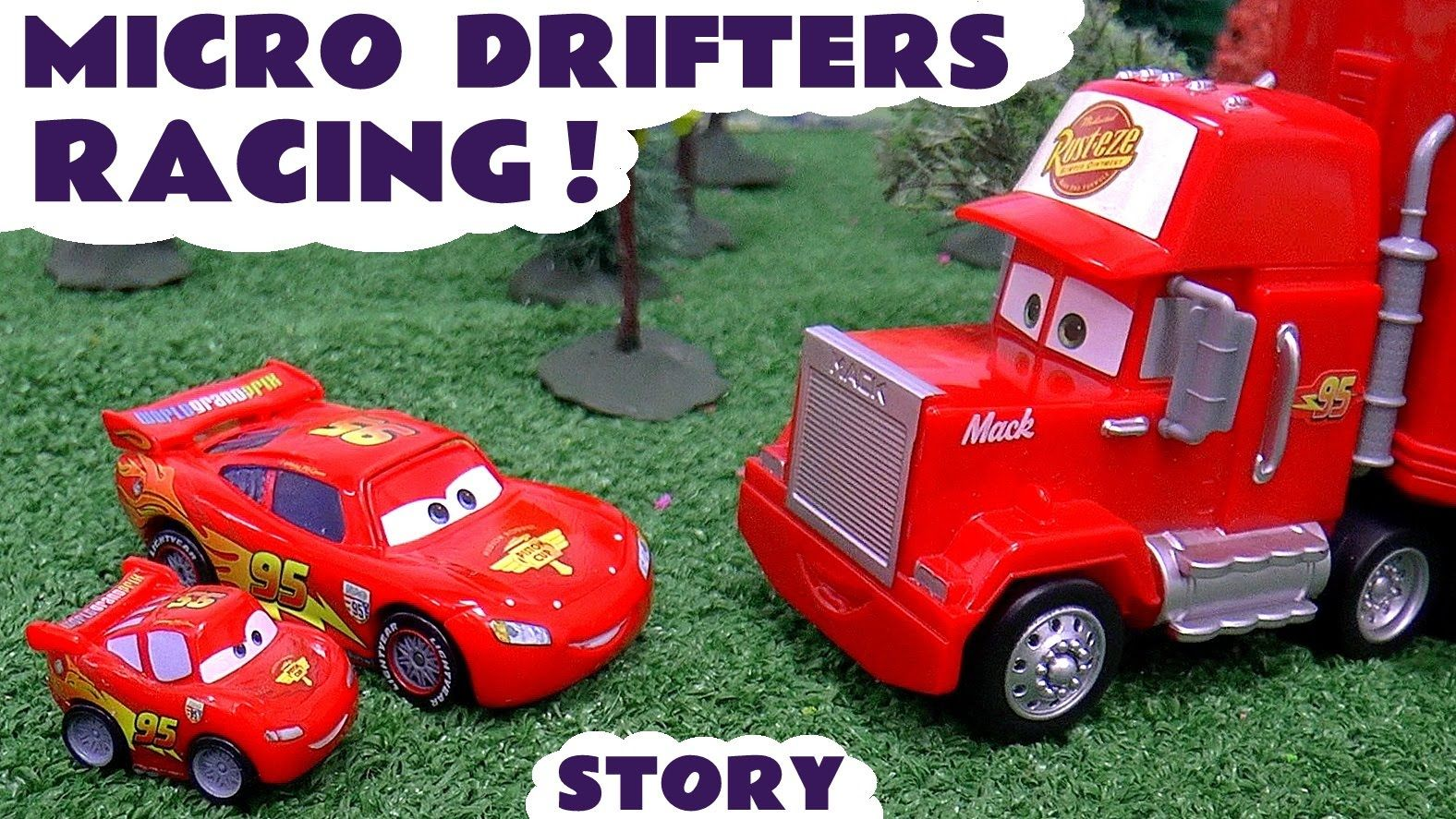 Disney Cars Lightning Mcqueen And Avengers Micro Drifters Racing Story Juguetes De Pixar Cars Pixar Cars Disney Cars Disney Cars Toys
