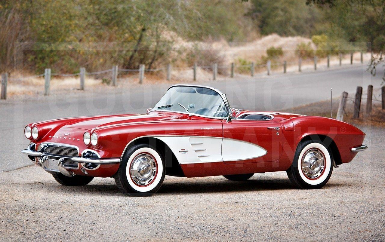 Kekurangan Corvette 1961 Tangguh