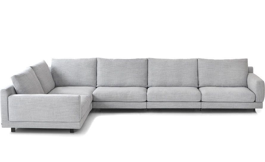 Elle Sectional Sofa In 2020 Modular Sofa Corner Sofa Sectional