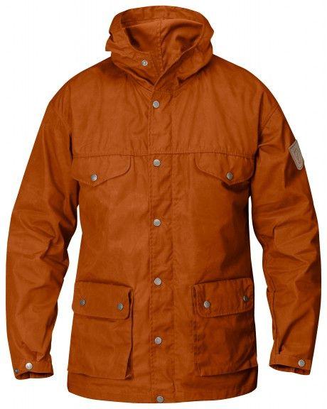 Fjällräven Greenland Jacket | Fjallraven jacket, Mens
