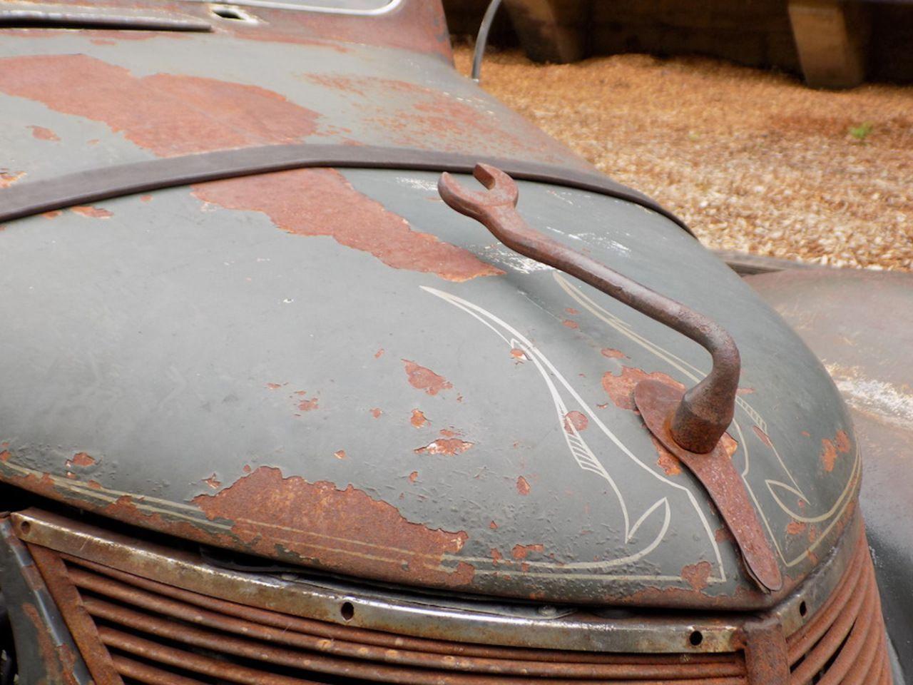 Ателье Dayton Wire Wheels вдохнуло вторую жизнь в старенький Ford ...