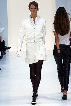 Ralph Lauren Spring 2004 Ready-to-Wear Fashion Show - Ralph Lauren, Jacquetta Wheeler