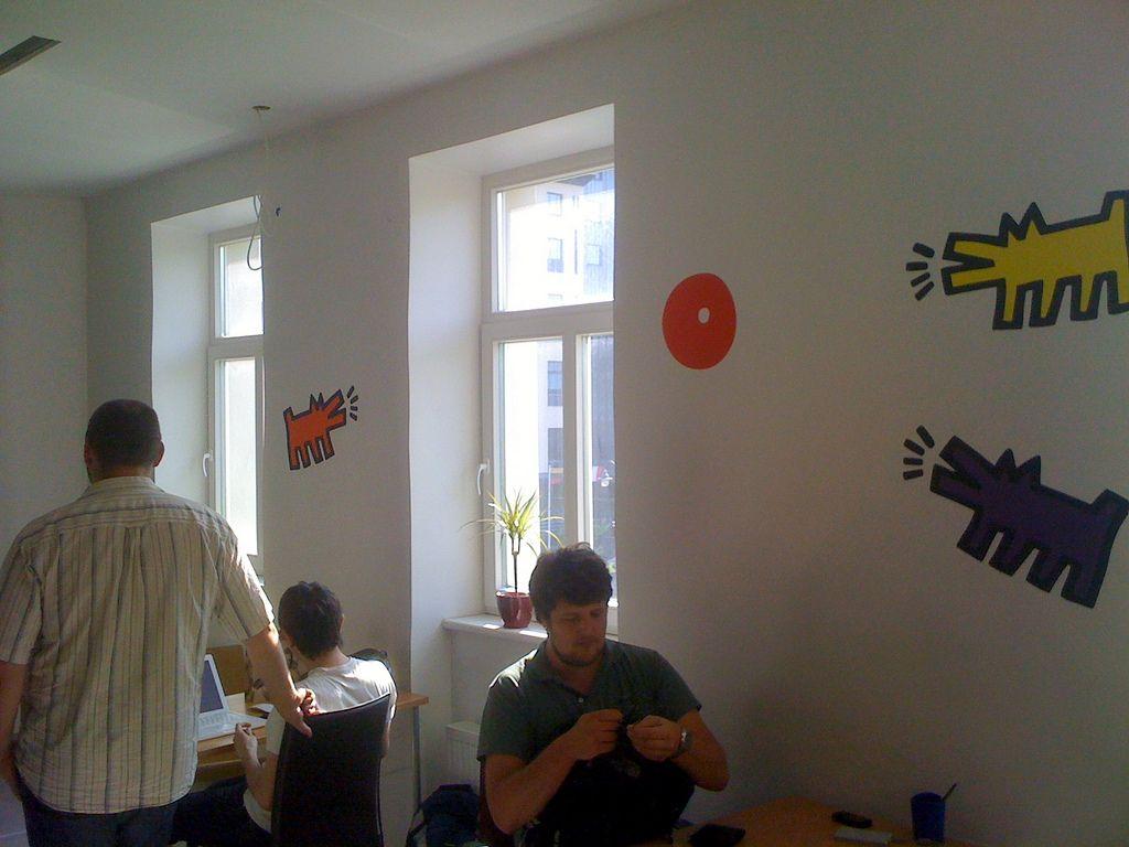 Coworking at Hub Vilnius
