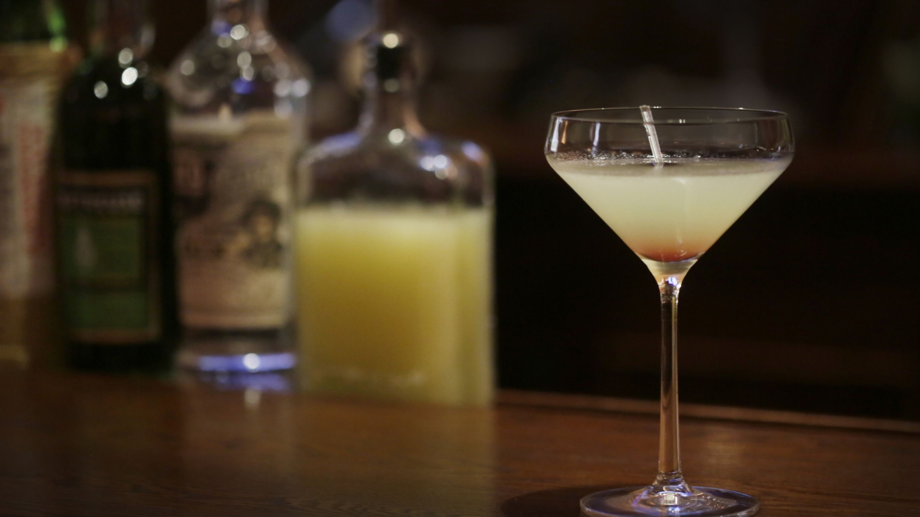 The Last Word is a drink with a fascinating Detroit story