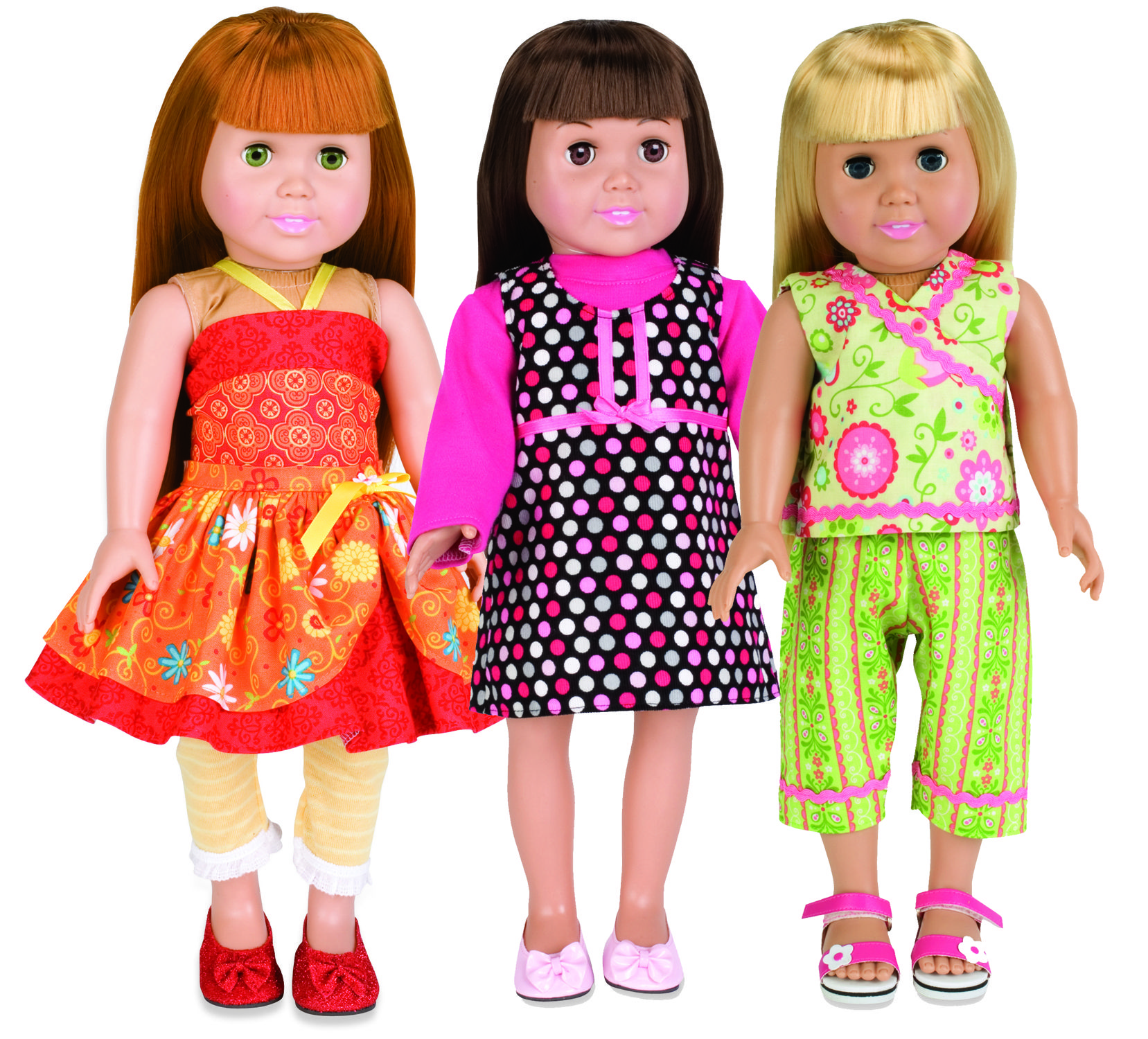 Sew Doll Clothes in 30 minutes—part two | Waldorf, Puppenkleidung ...