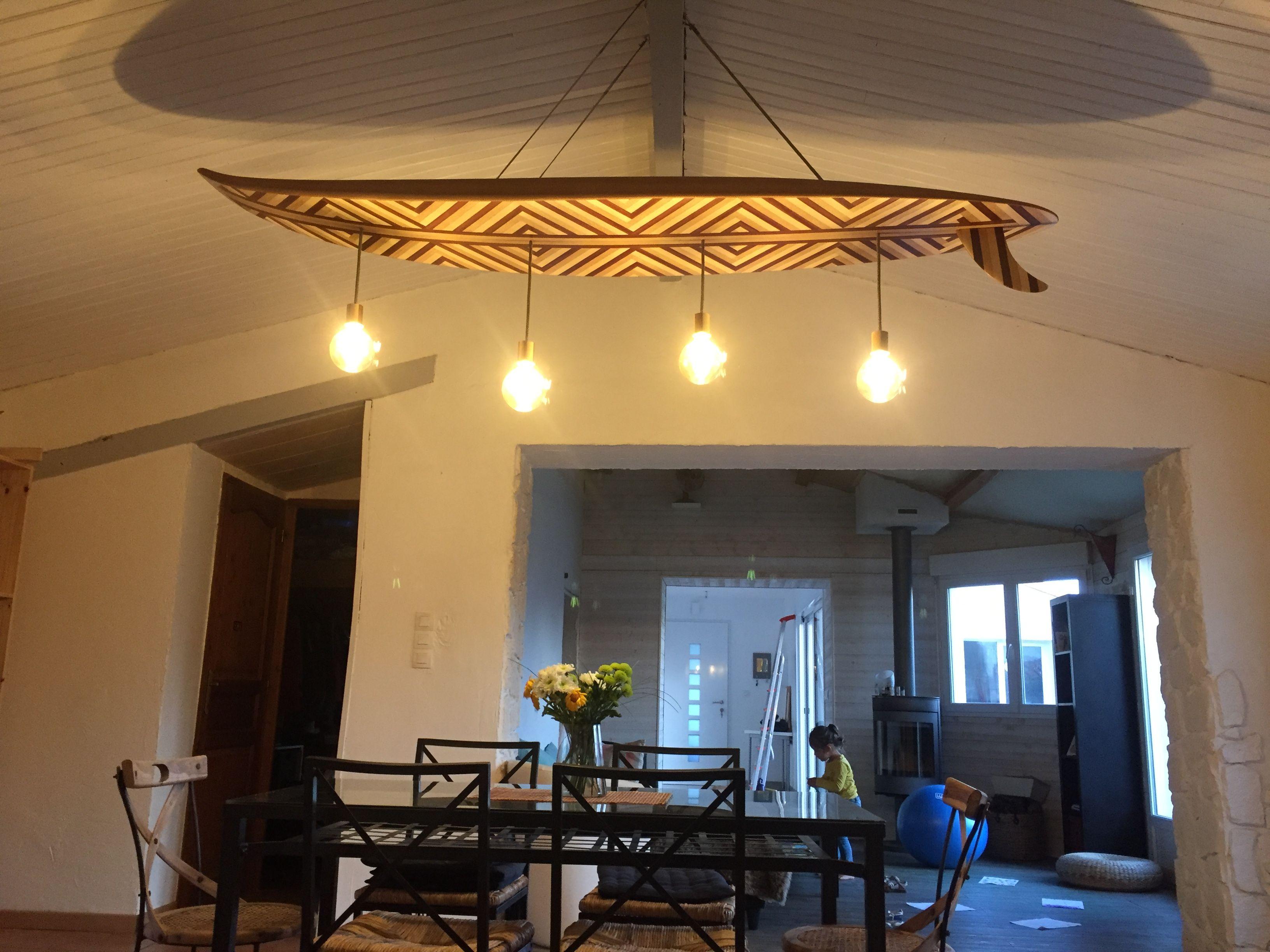 Recycling Old Windsurf Boards Woodart Surfboard Art Home Home Decor