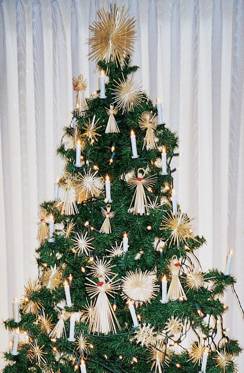 Best Christmas Tree Decoration Themes : Best christmas tree decorating ideas