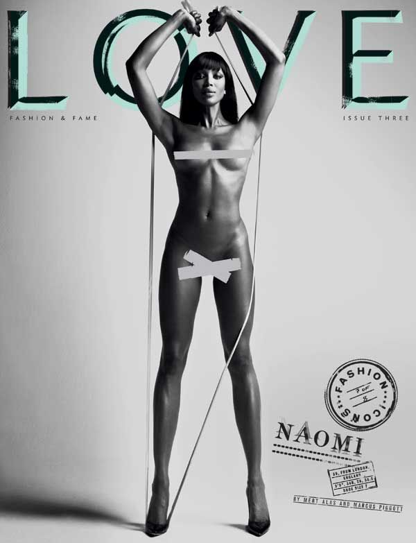 magazine campbell Love naomi