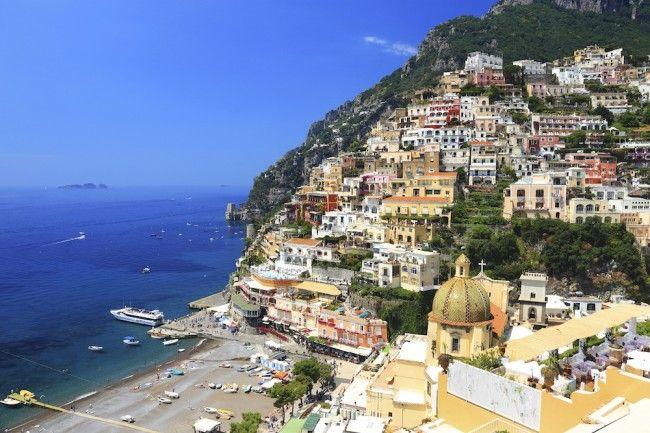 Positano, Italië - © Thinkstock