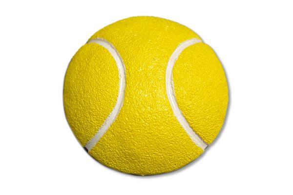 テニスボールマグネット