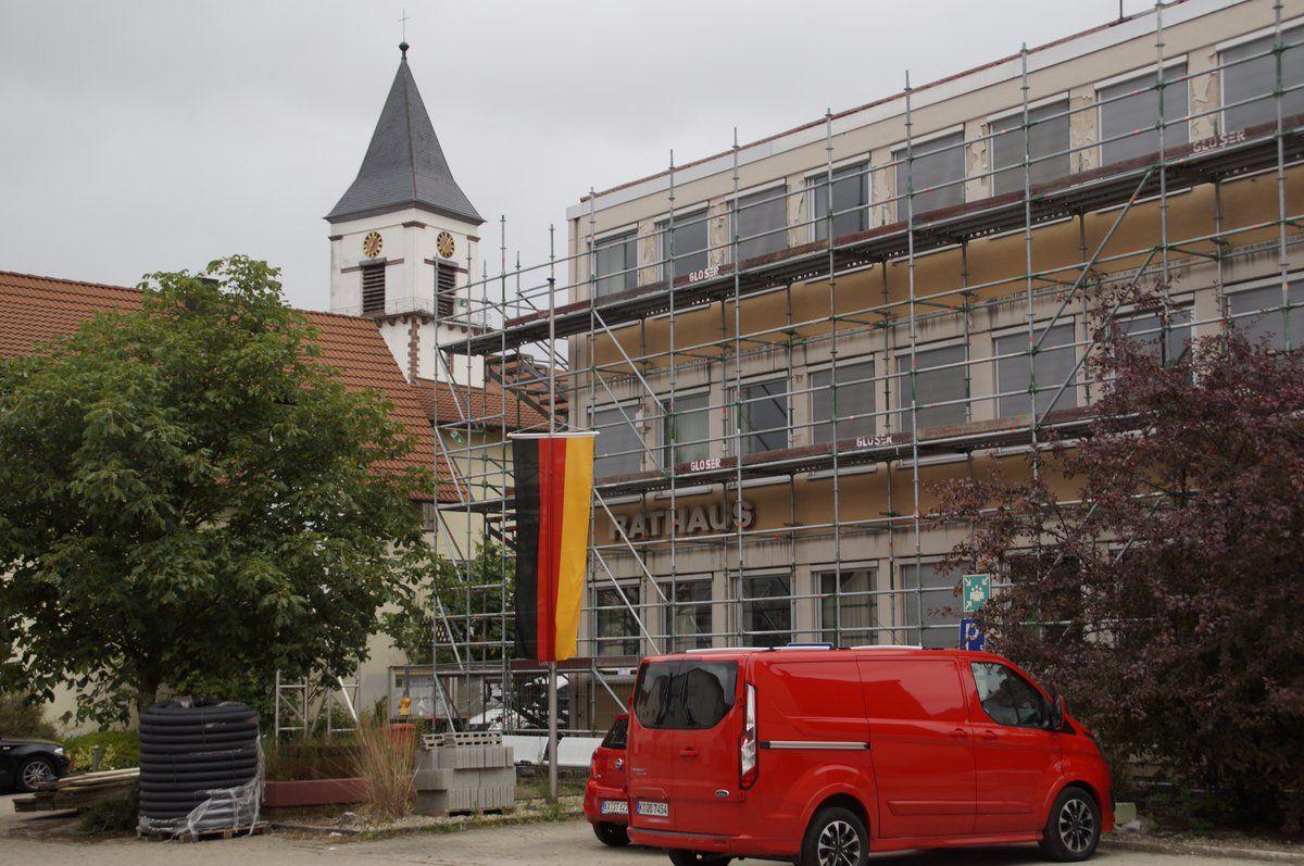 Rathaus Wössingen