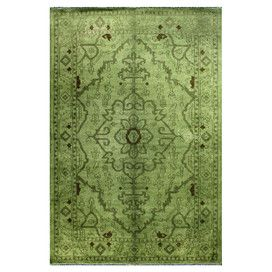 I pinned this from the Global Ground - Exotic Rugs with Moroccan Motifs & Ikat Influences event at Joss and Main!