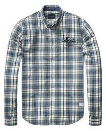 Men's Shirts | Scotch & Soda Men's Clothing | Official Scotch & Soda Webstore