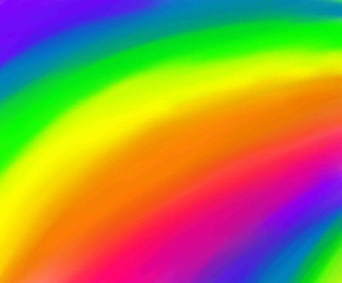 Inhale Love Exhale Peace With Images Rainbow Background
