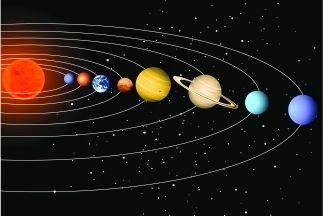 El Universo La Via Lactea Y El Sistema Solar Sistema Solar Solar System Solar
