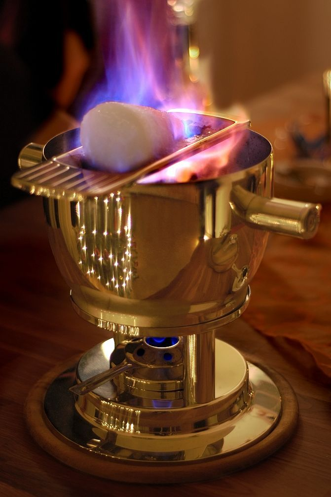 Feuerzangenbowle Germany A Traditional German Alcoholic
