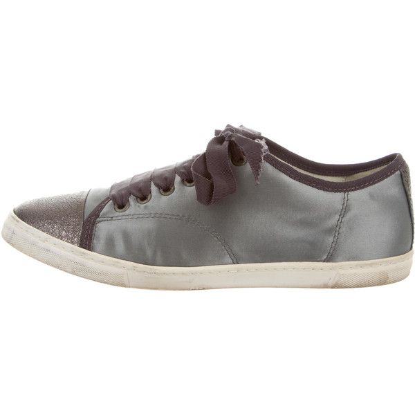 Pre-owned - Trainers Lanvin CDgG6ykv
