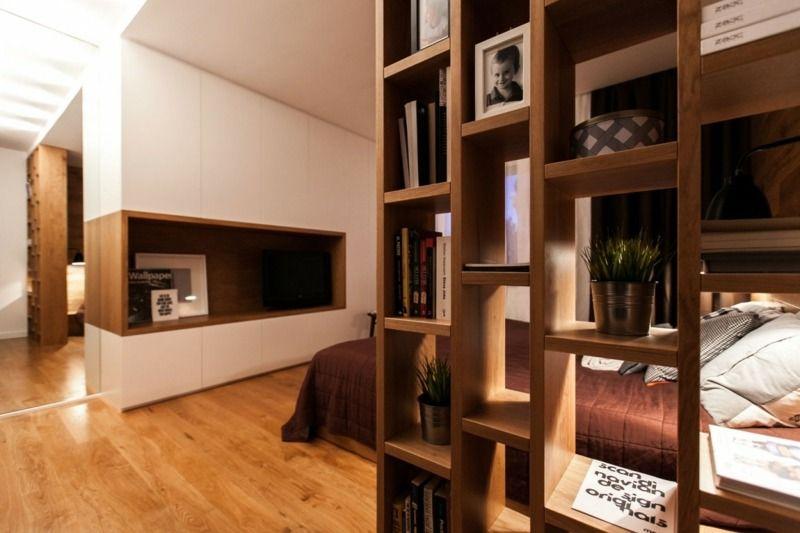 Cuisine bois et blanc dans un appartement en 25 idées super