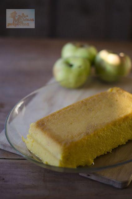 PUDDING DE MANZANA REINETAS | Postres- Desserts | Reineta, Cocina ...