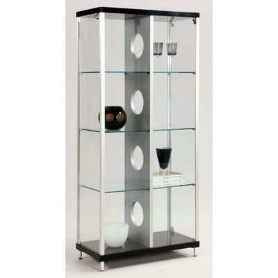 Exceptional Chintaly Imports Curio Cabinet