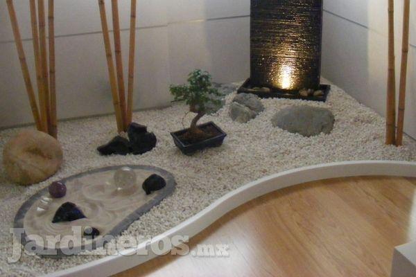 Resultado de imagen de jardin zen interiores Decoración Pinterest - jardines zen