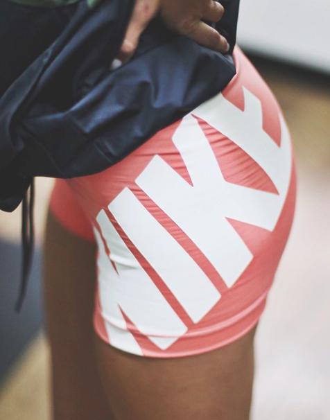 nike pro shorts #fitspo