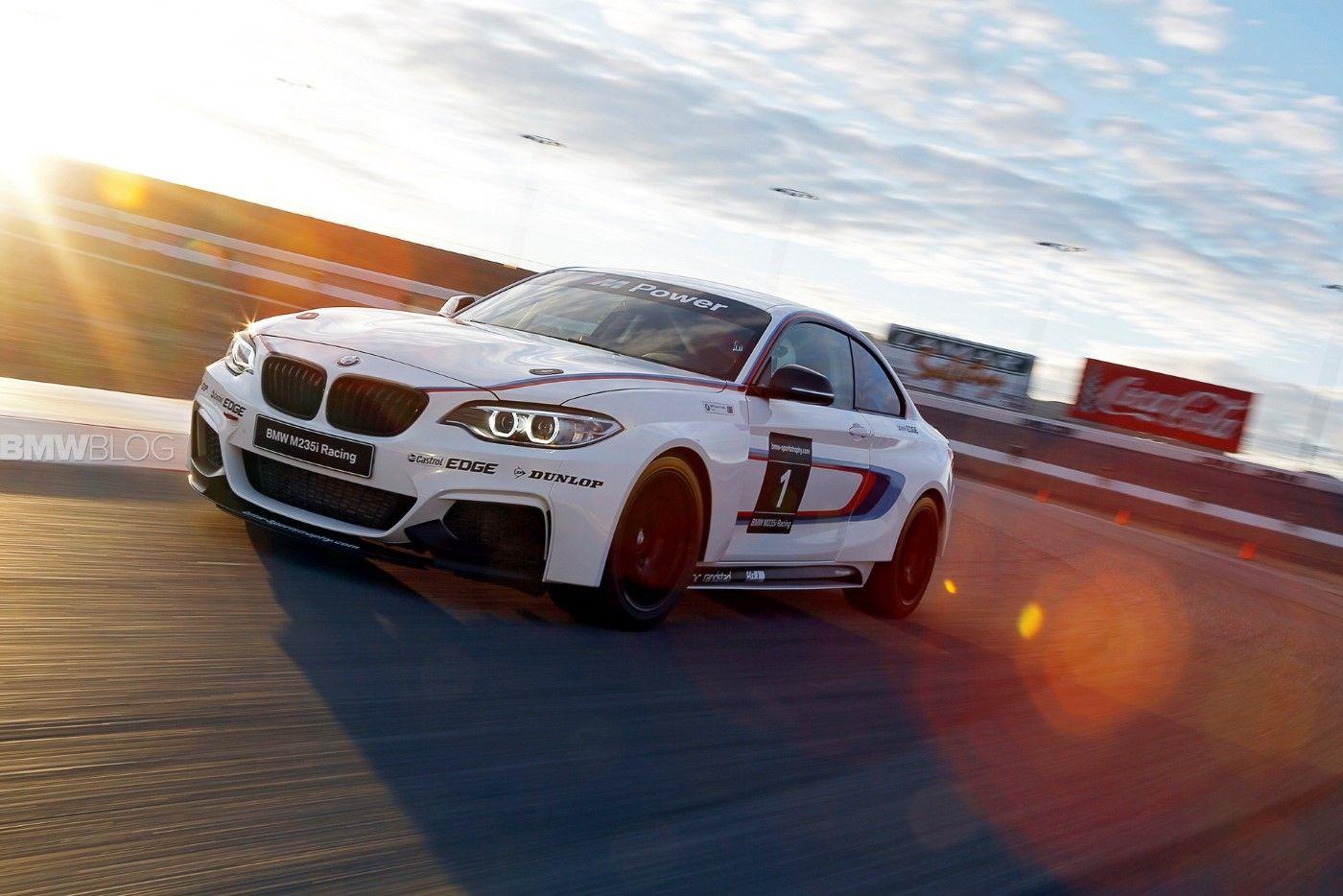 Building The BMW M235i Racing Video Car, Bmw, Race car