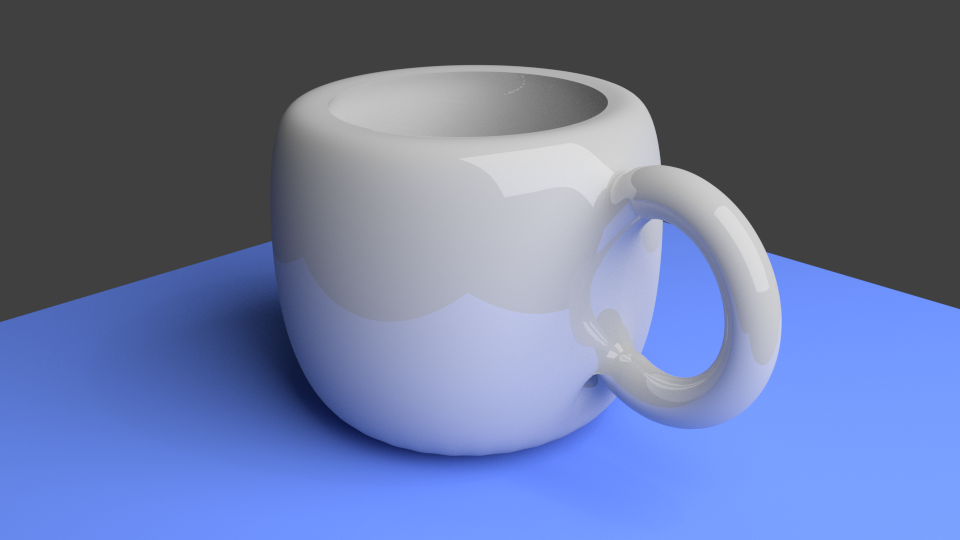 Blender Tutorial For Beginners Coffee Cup 2 Parts Https Www
