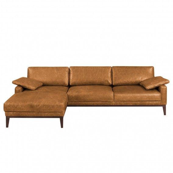 Ecksofa Horley Echtleder Livingroom2 Pinterest