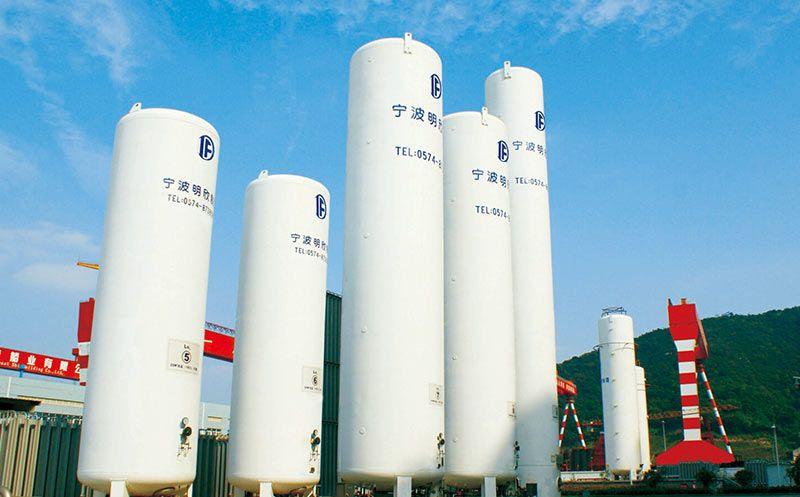 Cryogenic Liquid Storagetank Tank Capacity 2m3 350m3 Tank Pressure 8bar 16bar Or Based On User Requirement Storage Tank Cryogenic Oxygen Tanks