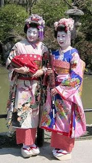 Geisha's are entertainers, and they are trained vigorously in art, music and dancing. If you translate Geisha into English, you get artist.