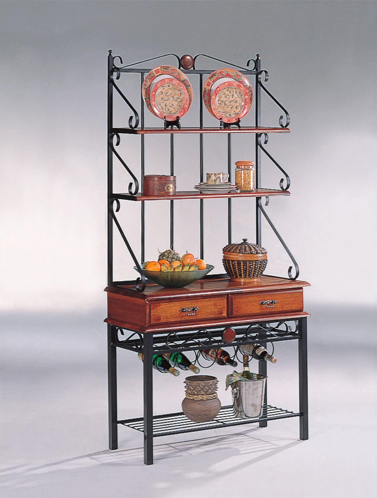 Ferdonia Baker S Rack Bakers Rack Coaster Furniture Coaster