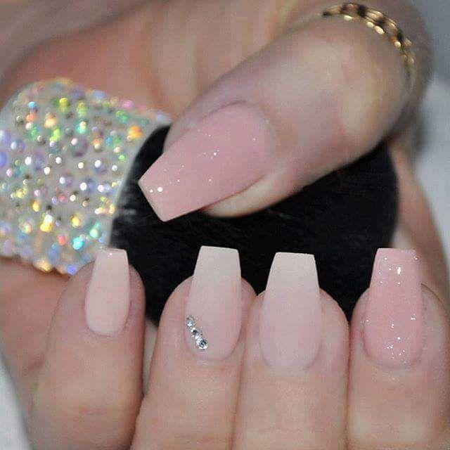 Ideas de uñas hermosas en mate | Art nails
