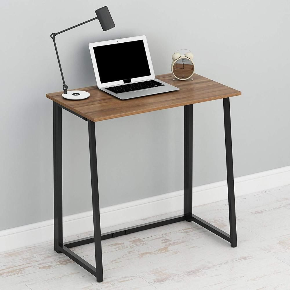 Modern Compact Computer Desk Modern Folding Computer Desk Compact Home Office Study Room Hobby