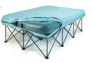 Glamping Glamorous Camping Bed Frame For Air Mattress Camping