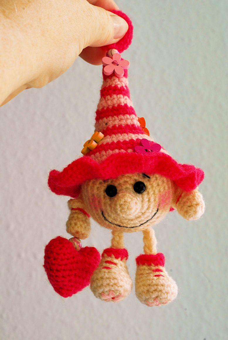 Wichteline Jamie | Jzamell Teddy\'s & Co. | Pinterest | Füllwatte ...